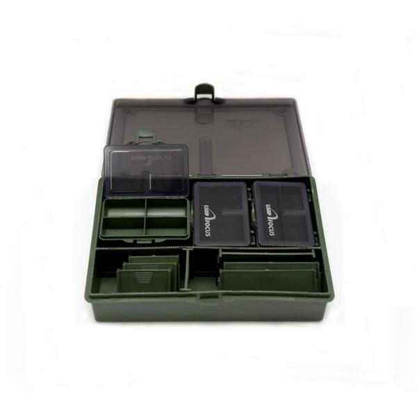 Кутия CarpFocus 6 + 1 TACKLE BOX