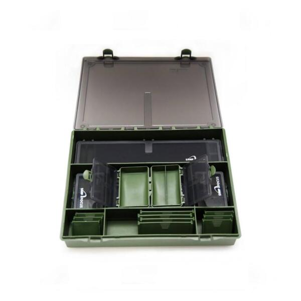 Кутия CarpFocus 7 + 1 TACKLE BOX