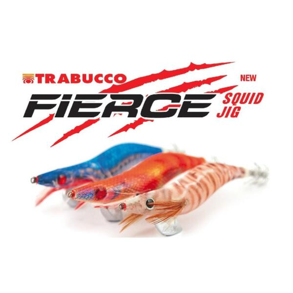 Калмариера Trabucco FIERCE SQUID JIG 2.5