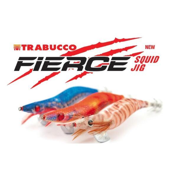 Калмариера Trabucco FIERCE SQUID JIG 3.5
