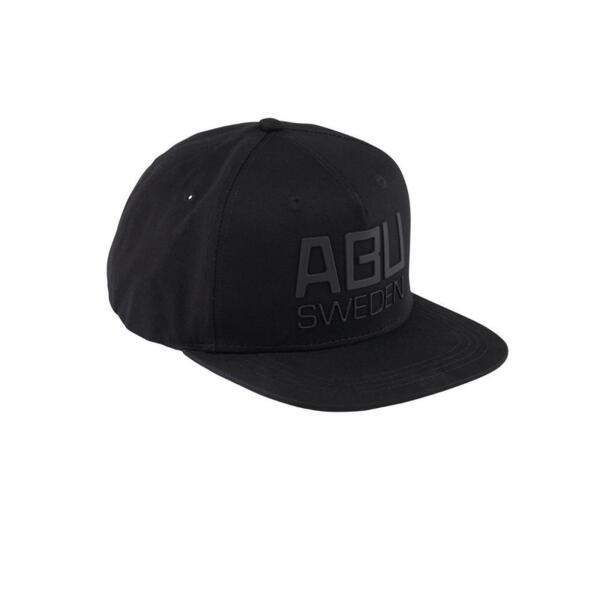 Шапка Abu Garcia 5 PANEL FLAT BILL WITH RUBBER BLACK