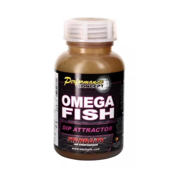 Дип Starbaits OMEGA FISH DIP ATTRACTOR 200 ml