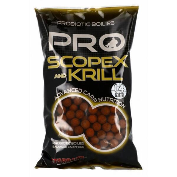 Протеинови топчета Starbaits SCOPEX & KRILL