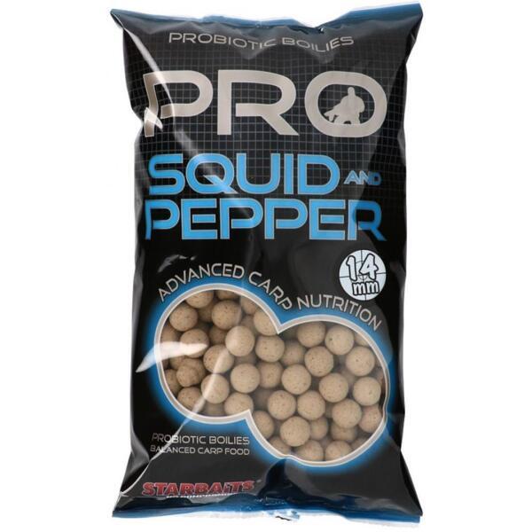 Протеинови топчета Starbaits SQUID & PEPPER