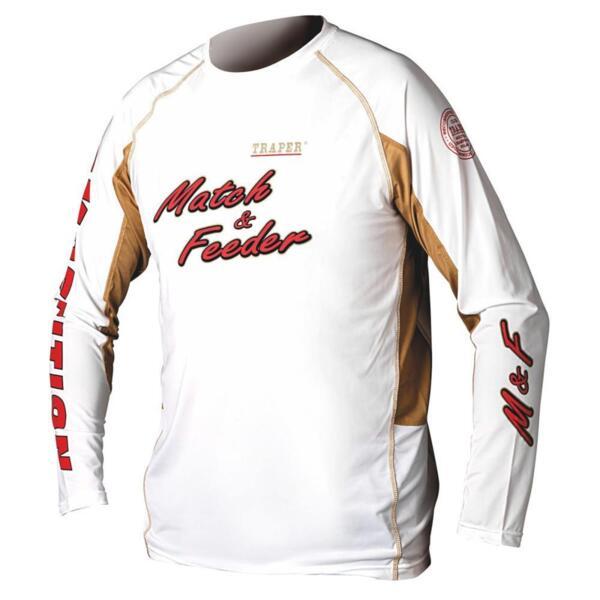 Блуза Traper MATCH FEEDER WHITE