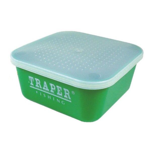 Кутия за стръв Traper GREEN 1.25л