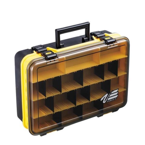 Куфар Meiho VS-3070 Yellow