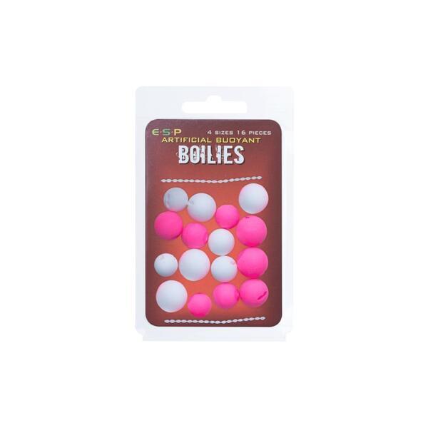 Плуващи топчета ESP BOILIES PINK & WHITE