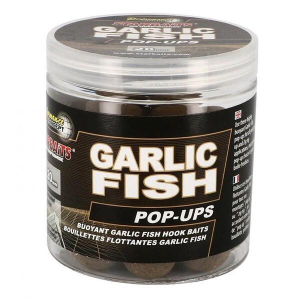 Плуващи топчета Starbaits GARLIC FISH