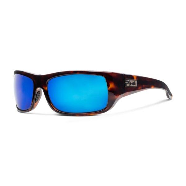 Слънчеви очила PELAGIC FISH HOOK - POLARIZED POLYCARBONATE LENS TOCO: Gloss Tortoise/Blue