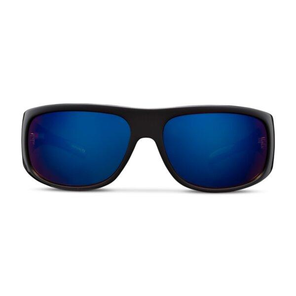 Слънчеви очила PELAGICLEGEND - POLARIZED POLYCARBONATE LENS Oak Cobalt/Blue Mirror