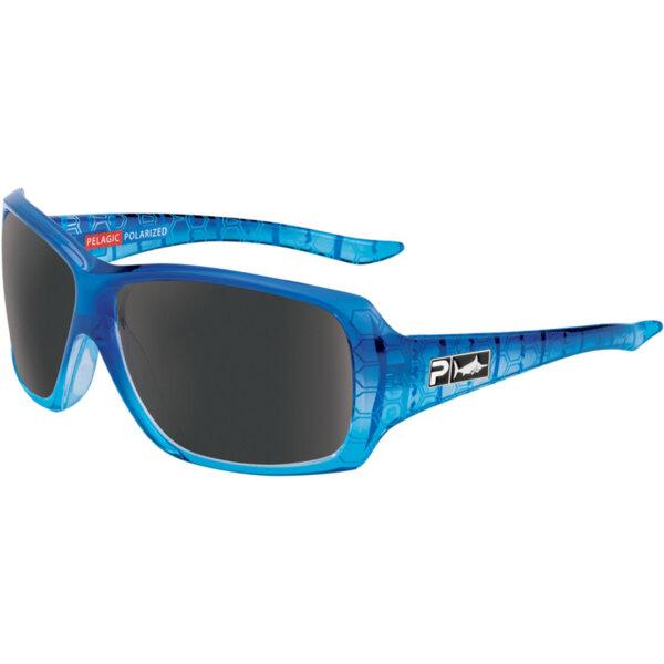 Слънчеви очила PELAGICISLA- POLARIZED POLYCARBONATE LENS Blue Helix/Grey