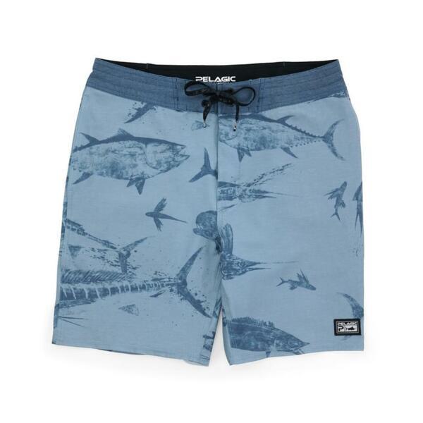 Шорти/къси панталони PELAGICDEEP DROP FISHING SHORTS - GYOTAKU SLT