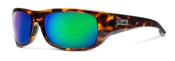 Слънчеви очила PELAGIC FISH HOOK - POLARIZED POLYCARBONATE LENS TOGY: Gloss Tortoise/Green