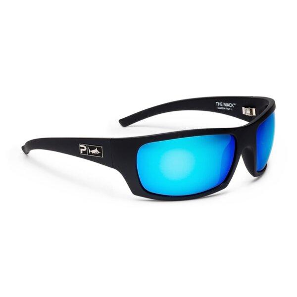 Слънчеви очила PELAGIC THE MACK - POLARIZED POLYCARBONATE LENS TOGY: Black/Blue Mirror