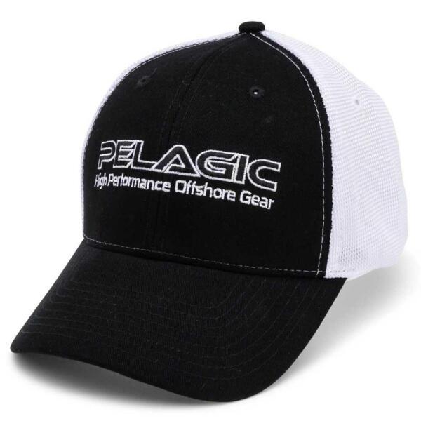 Шапка PELAGIC OFFSHORE FISHING HAT BLACK