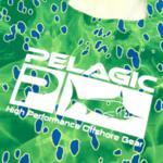 UV блуза с качулка и бъф PELAGIC UPF 50+ EXO-TECH HOODED FISHING SHIRT Green Dorado