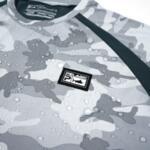 Тениска с дълъг ръкав UPF 50+ PELAGICVAPORTEK LONG SLEEVE PERFORMANCE SHIRT Fish Camo Light Grey