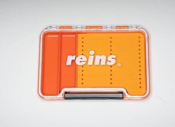 Кутия за изкуствени примамки Reins Ajiringer Box IV 2W - M