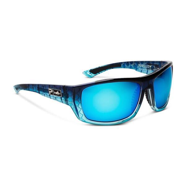 Слънчеви очила PELAGICPURSUIT - POLARIZED POLYCARBONATE LENS: Blue Helix/Blue Mirror