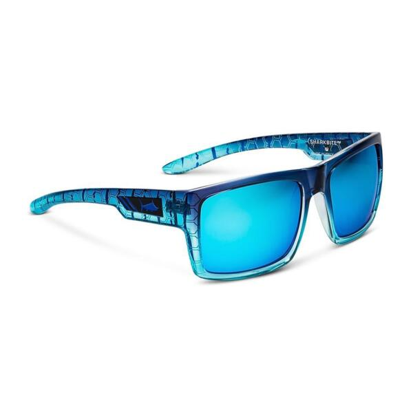 Слънчеви очила PELAGICSHARK BITE - POLARIZED POLYCARBONATE LENS: Blue Helix/Blue Mirror