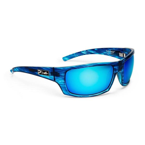 Слънчеви очила PELAGICTHE MACK - POLARIZED POLYCARBONATE LENS: Ocean/Blue Mirror