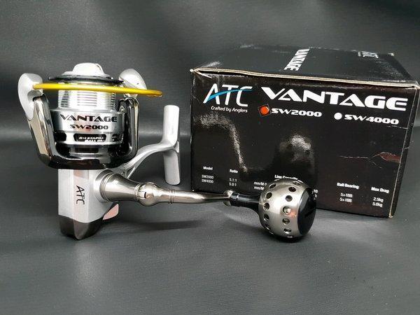 Макара ATC Vantage SW Spinning