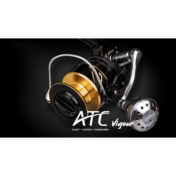 Макара ATC Vigour SW Spinning