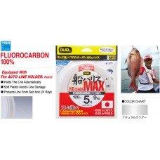 Флуорокарбон H.D Fluorocarbon MAX 100% 100м DUEL