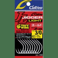 Единични куки OWNER JF-25 Jigger Lightв