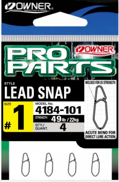 Карабинки OWNER Lead Snap 4184