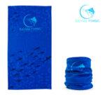 Мултифункционален бъф DAVIRA Buff Blue