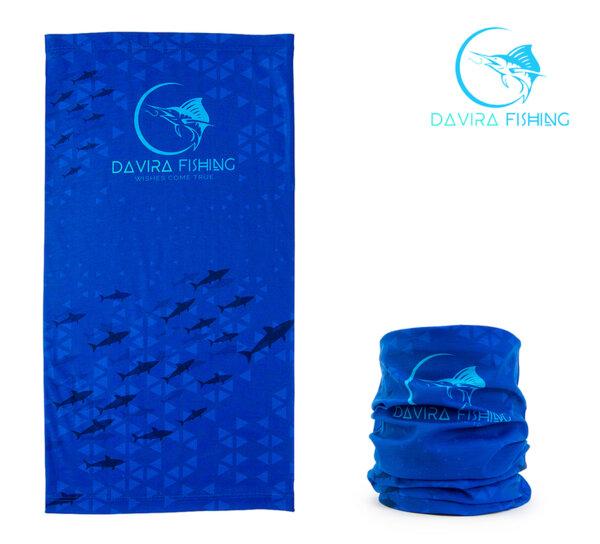 Мултифункционална кърпа DAVIRA Blue