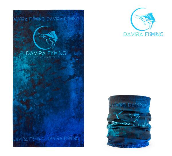Мултифункционална маска за лице DAVIRA Waves