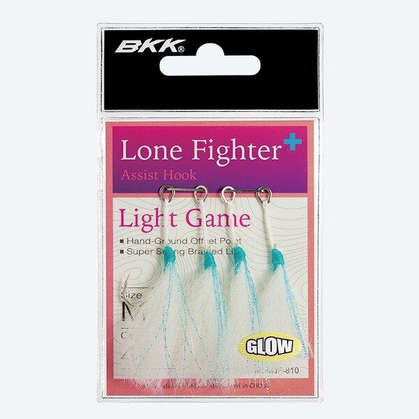 Асист куки BKK Lone Fighter+ MJF-810 (за солена вода)