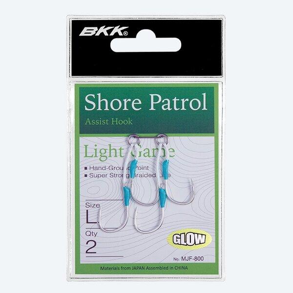 Асист куки BKK Shore Patrol MJF-800 (за солена вода)