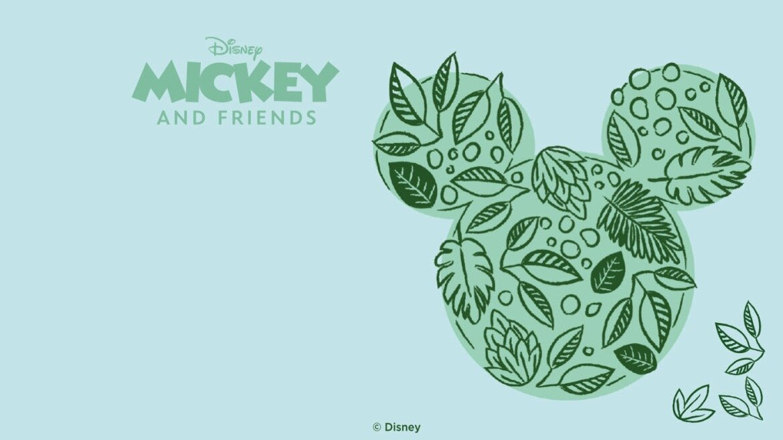 Disney Green