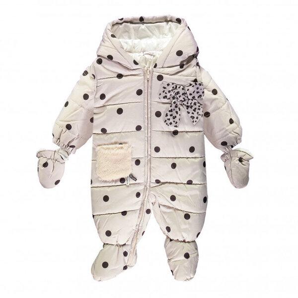 Космонавтче с панделка за бебе момиче
