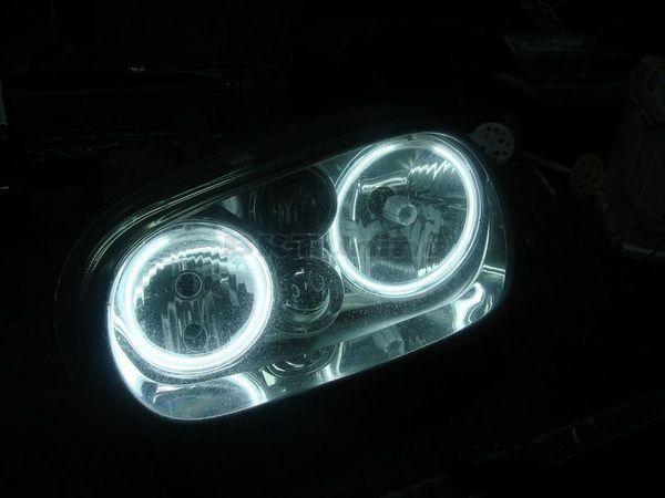 Ангелски Очи за VW GOLF 4 - CCFL луминисцентни без гаранция