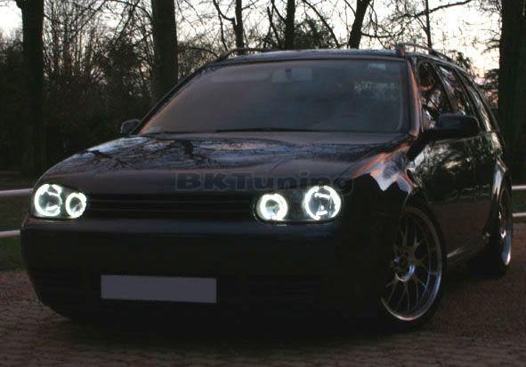 Ангелски Очи за VW GOLF 4 - CCFL луминисцентни