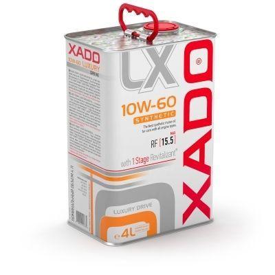 XADO Luxury Drive 10W-60 SYNTHETIC