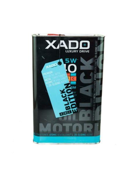 XADO Atomic Oil BLACK EDITON 5W-40 SM моторно масло 4L