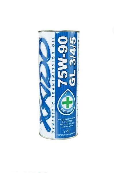XADO Atomic Oil 75W-90 GL 3/4/5 1L