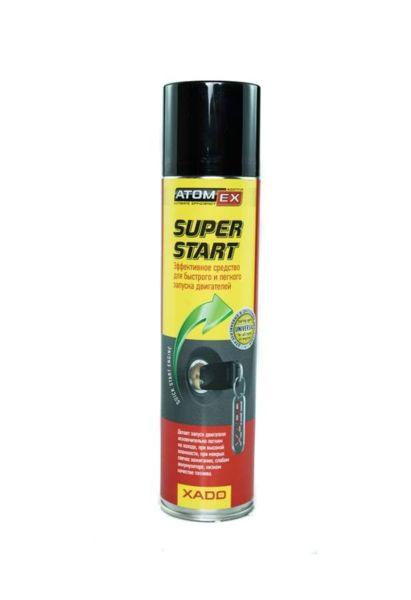 XADO ATOMEX Super start - спрей за запалване