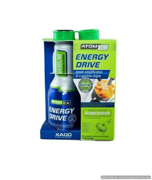 XADO ATOMEX подобрител за бензин 250ml