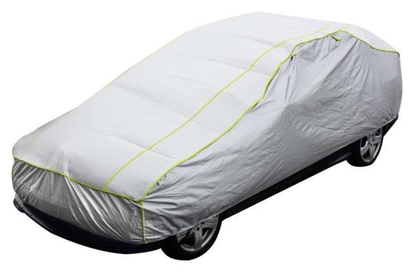 """Покривало за кола против градушка """"Petex"""" М 432 x 165 x 119 cm"""