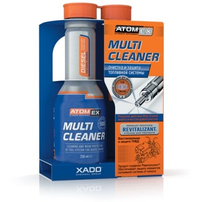 XADO ATOMEX Multi Cleaner - добавка за дизел