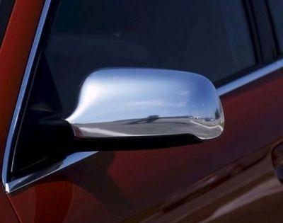 Капаци за огледала за Audi A3 / A4 / A6 / A8 - хром