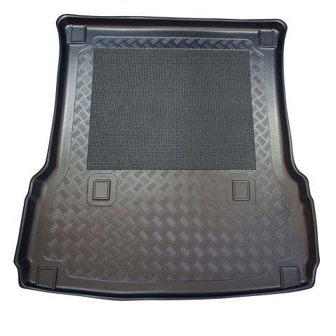 Полиетиленова стелка за багажник за Mercedes GL X166 (2012+) свален 3-ти ред седалки 7 седалки