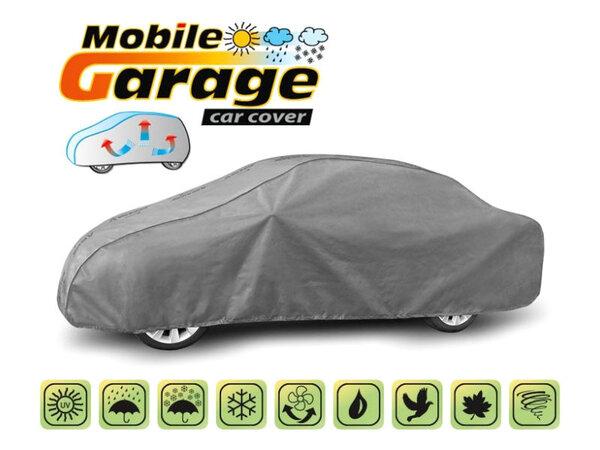 Покривало за кола Kegel серия Mobile размер XL (500x178x136) сиво за седан